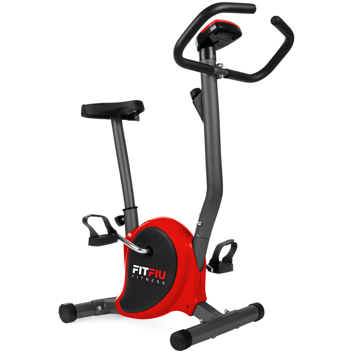 Bicicleta estatica FITFIU ultracompacta regulable 5kg