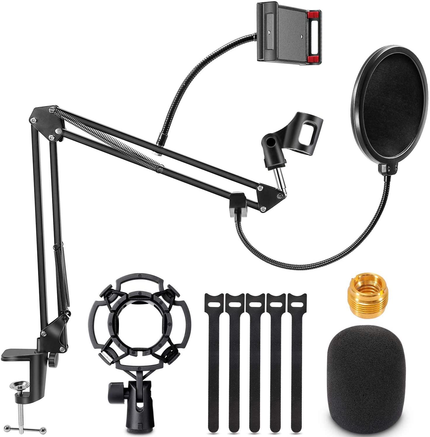 Kit de accesorios para micrófono de Streaming