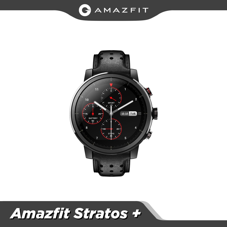 Smartwatch Amazfit Stratos 2s (Cristal de Zafiro)