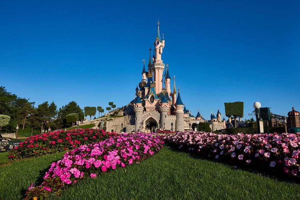 Disneyland París: ticket de 1 día