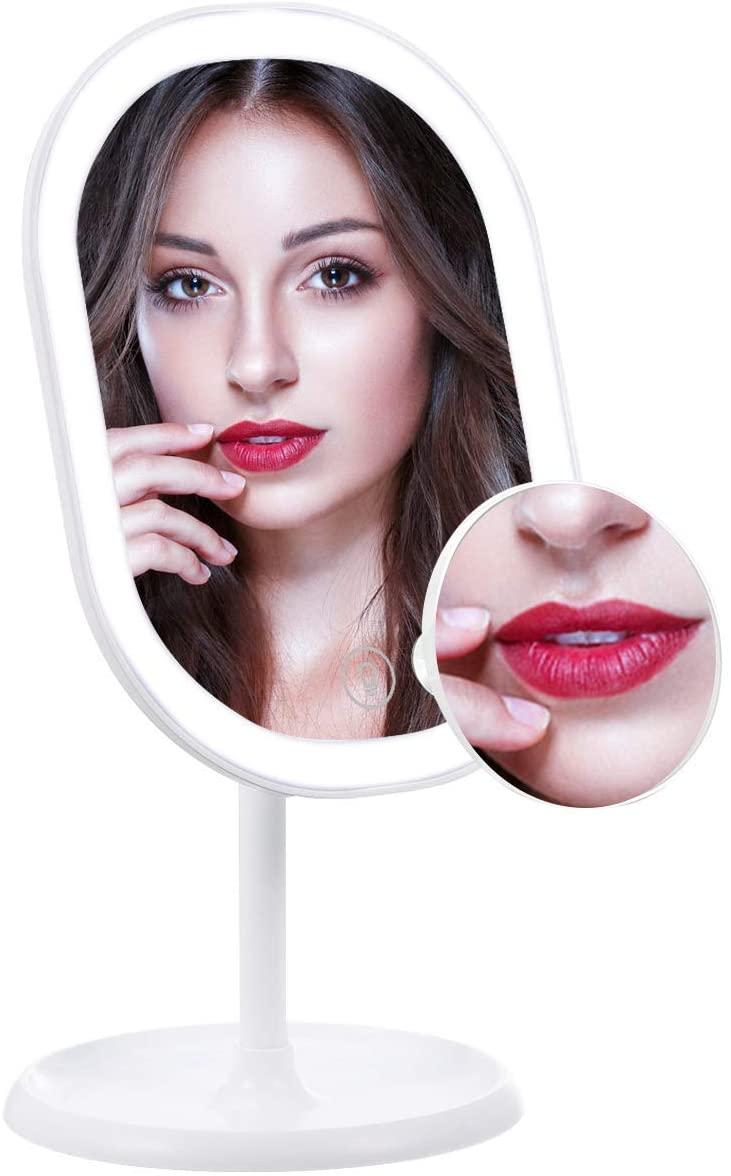 Espejo de 10x con Luz