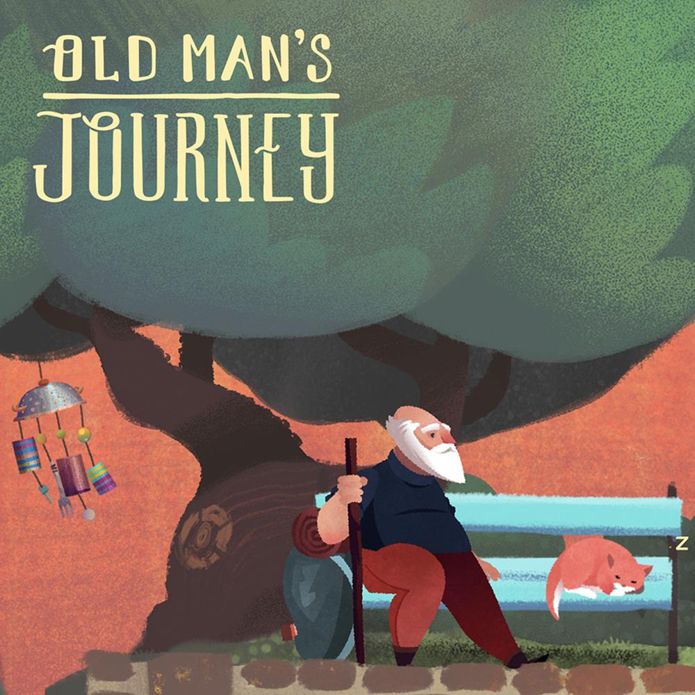 Old Man's Journey Nintendo Switch