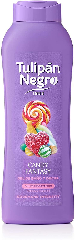 720ml Tulipán Negro Gel Candy Fantasy