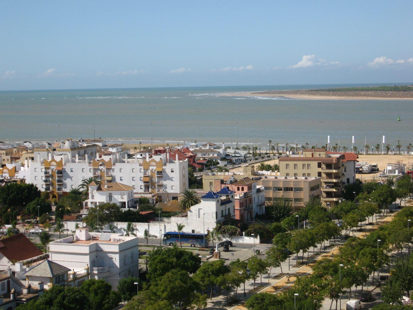 Hotel 4 estrellas en verano en Sanlúcar en la costa de Cádiz