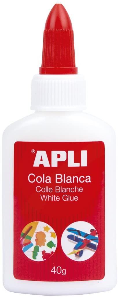 Bote Cola blanca de 40 g APLI