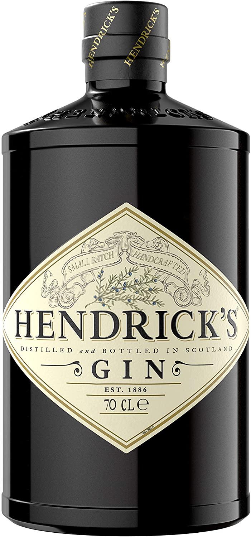 700ml Botella Hendrick'S Ginebra