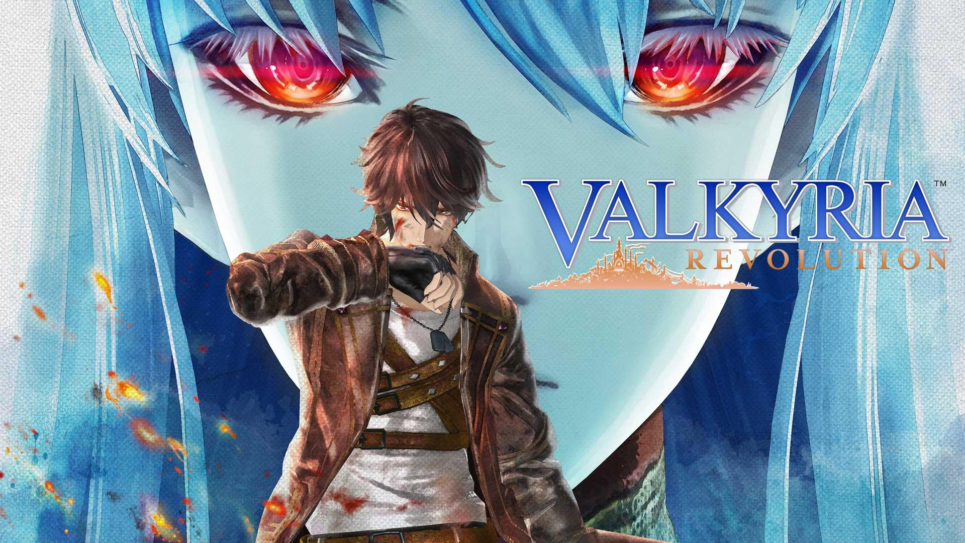 Valkyria Revolution + 24 DLC's en PlayStation Store