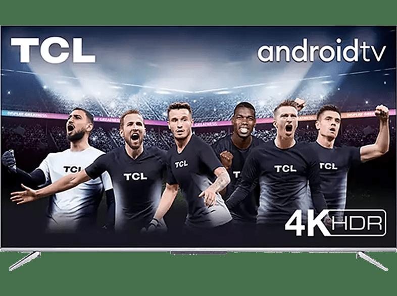"""SmarTV TCL 55"""" UHD 4K AndroidTV"""