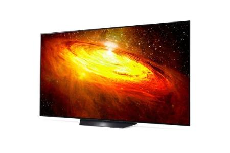 LG OLED55BX6LA - Smart TV 4K UHD OLED 139 cm (55'') con Inteligencia Artificial, Procesador Inteligente α7 Gen3, Deep Learning, 100% HDR, Dolby Vision/ATMOS, 4xHDMI, 3xUSB 2.0, Bluetooth 5.0, WiFi [Clase de eficiencia energética G], OLED55BX6LB