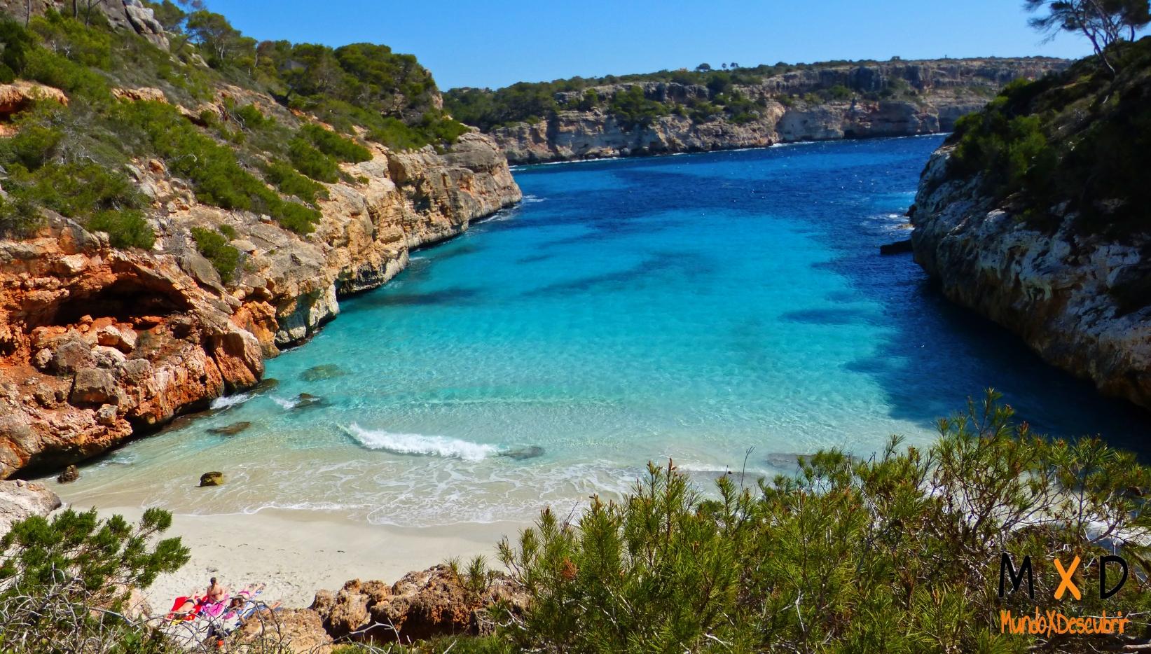 Vuelos directos a Islas Baleares en mayo/junio