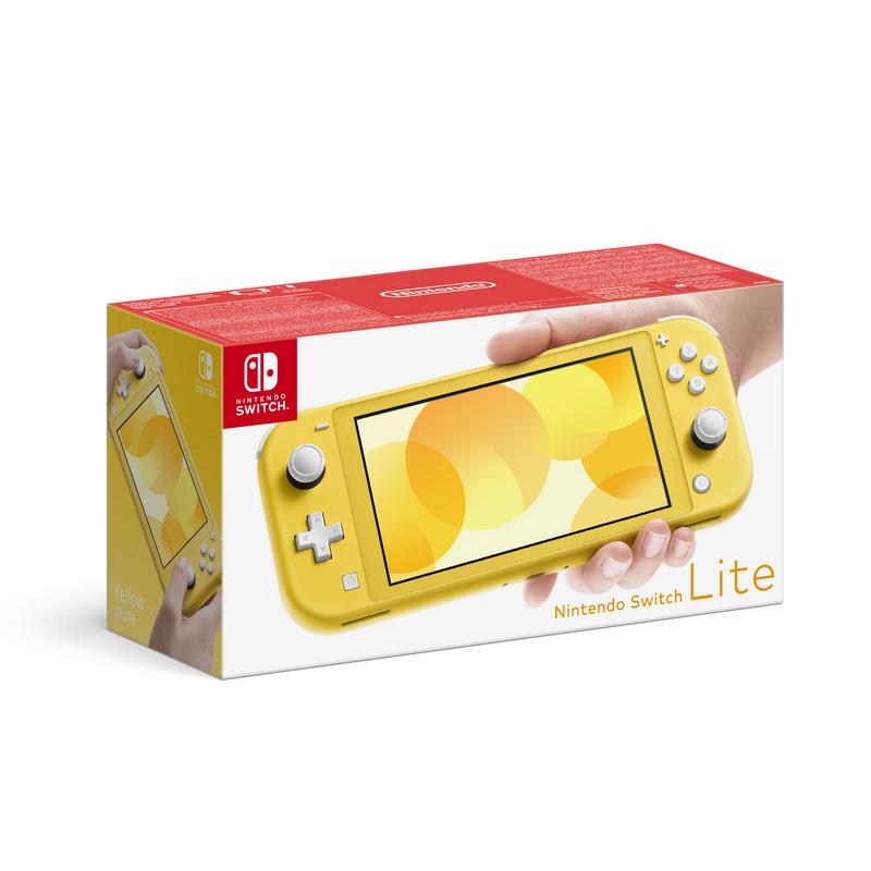 Nintendo Switch Lite + Accesorios