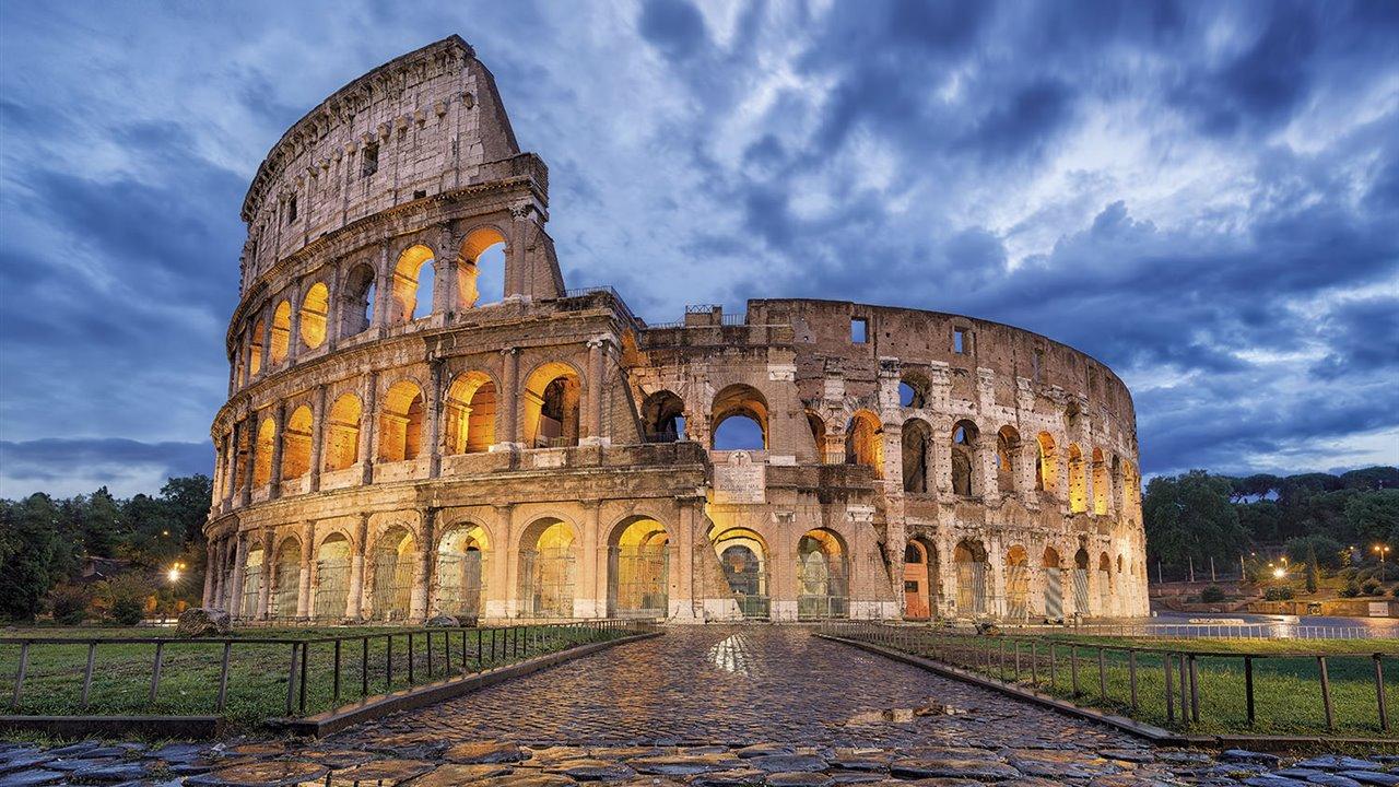 Fin de semana en agosto en Roma con Vuelos + 2 noches hotel