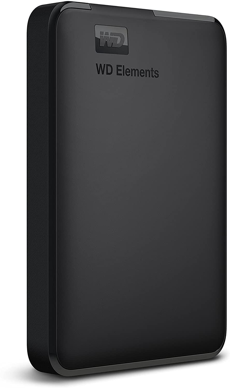 Disco duro externo portátil de 1,5 TB WD Elements