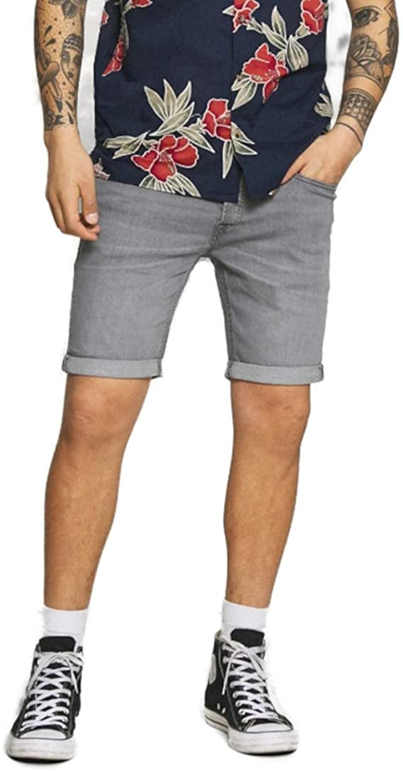 Pantalones Vaqueros Cortos Jack & Jones