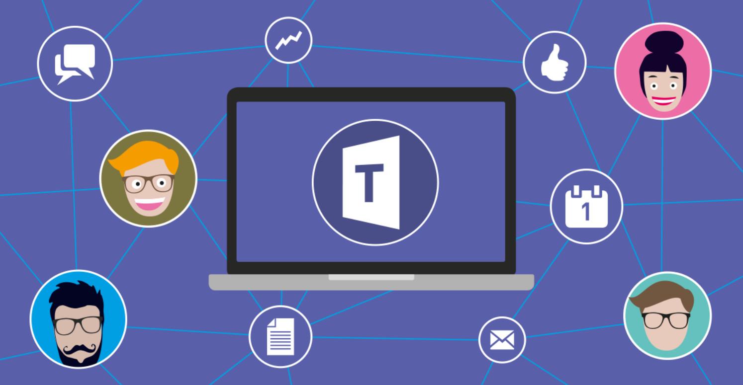 Microsoft Teams para uso personal entre familiares y amigos