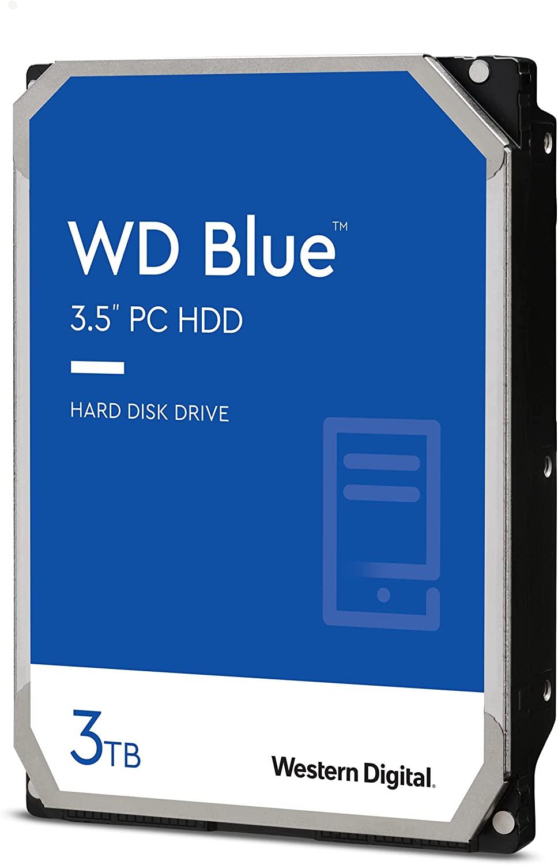 "Disco duro WD Blue 3,5"" 3 TB"