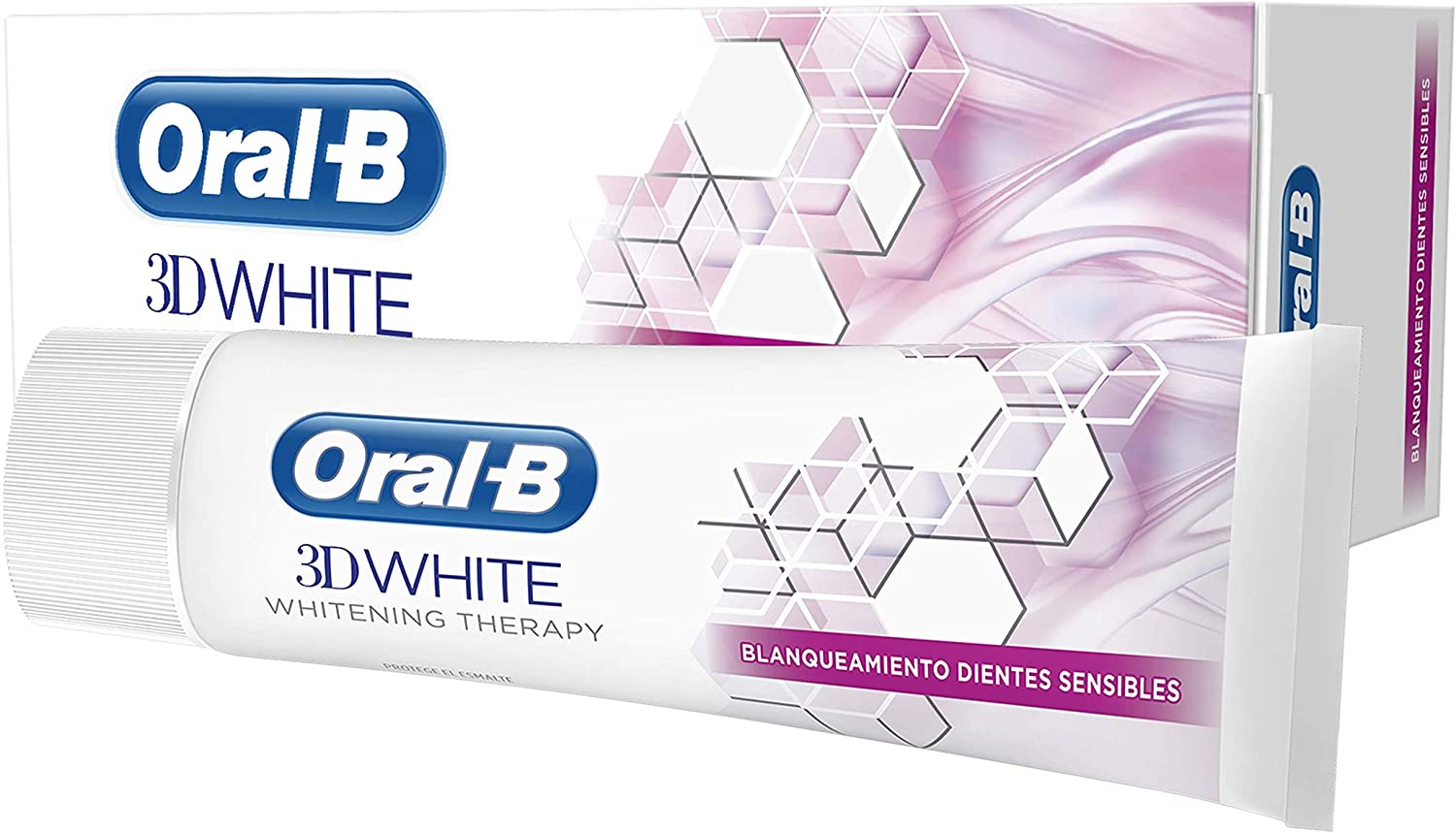 75 ml Oral-B Dentífrico 3D White Whitening Therapy