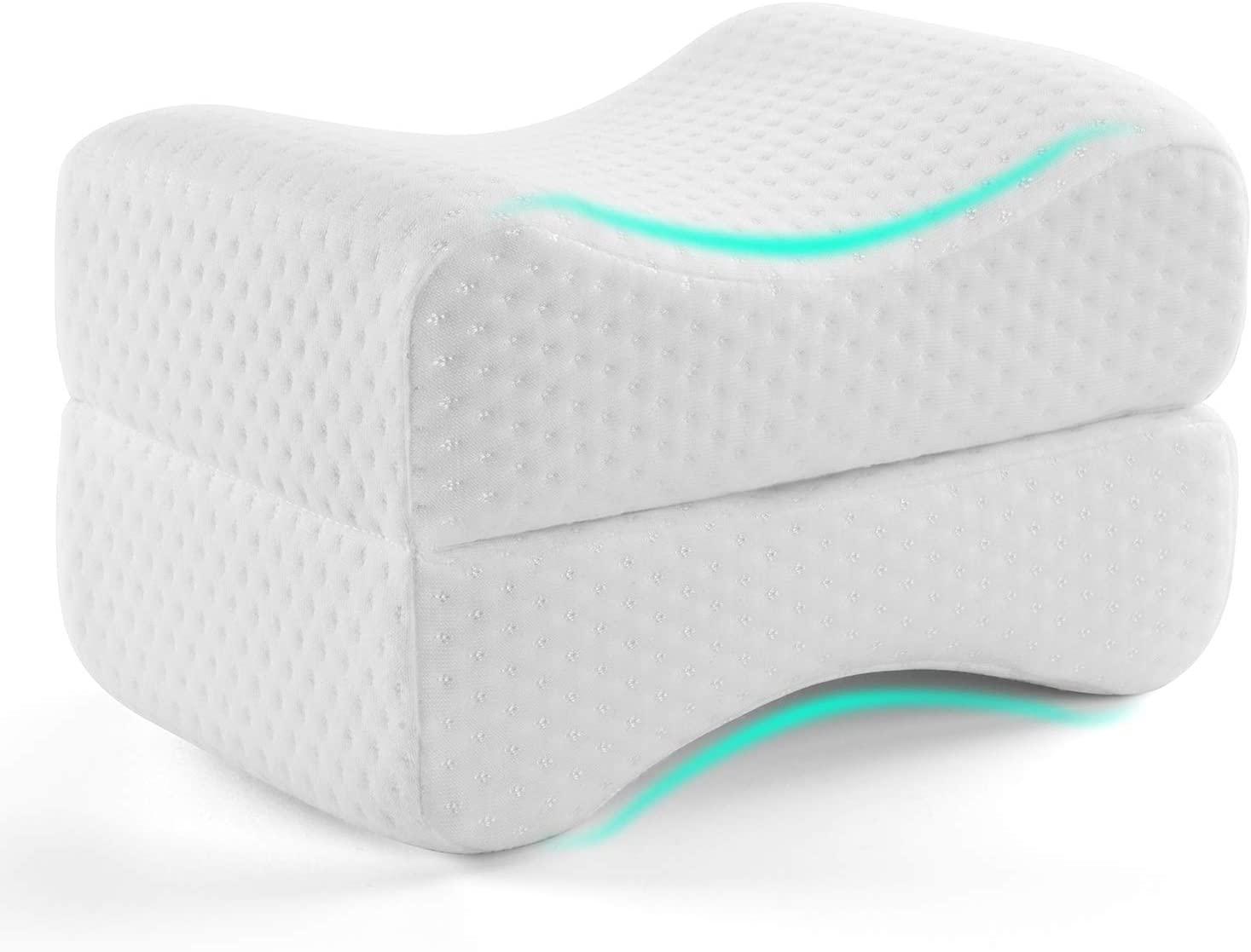 Almohada Viscoelástica para piernas