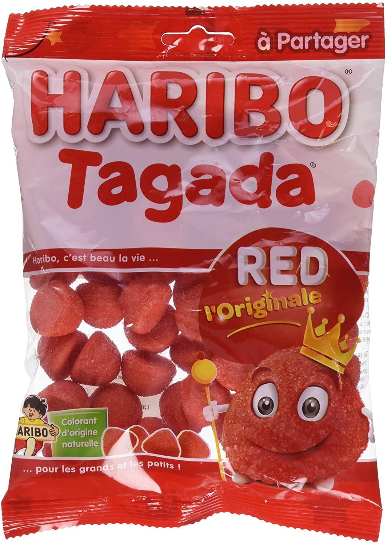 200 gr. Haribo Tagada Fresa