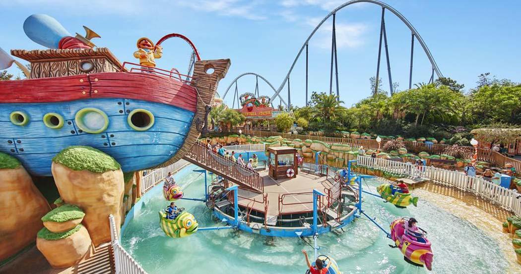 Port Aventura Hotel 4 estrellas en el parque con entradas incluidas y cancelación gratuita en verano
