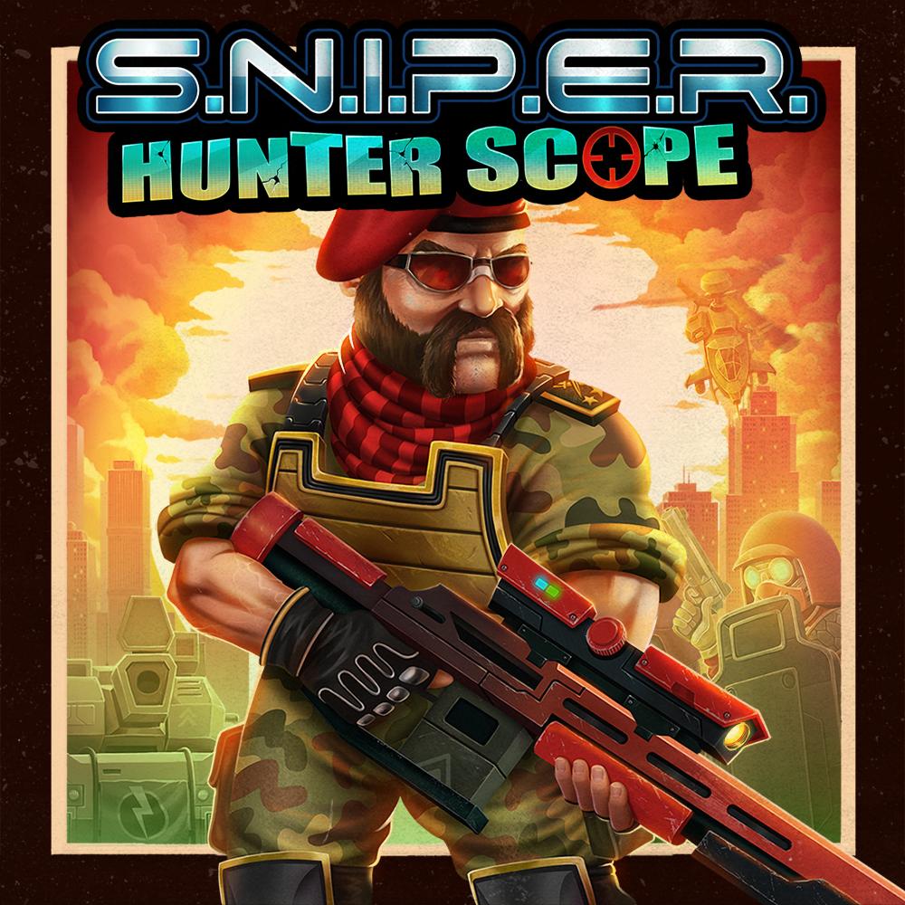 S.N.I.P.E.R. Hunter Scope Nintendo Switch