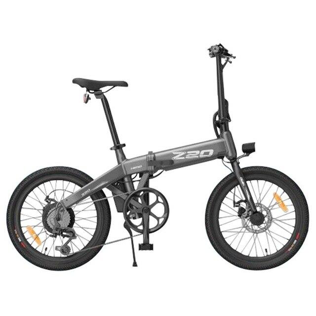 Bicicleta eléctrica plegable HIMO Z20 250W 80KM