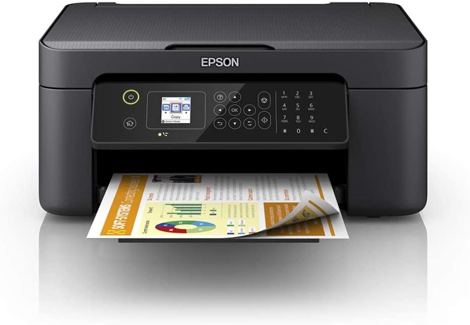 Impresora multifunción 4 en 1 Epson WorkForce