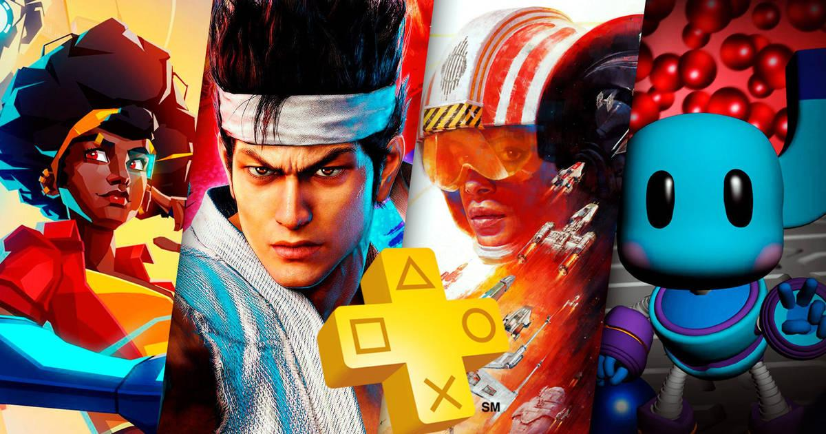 Juegos de Junio 2021 para PS5 y PS4 con PS PLUS