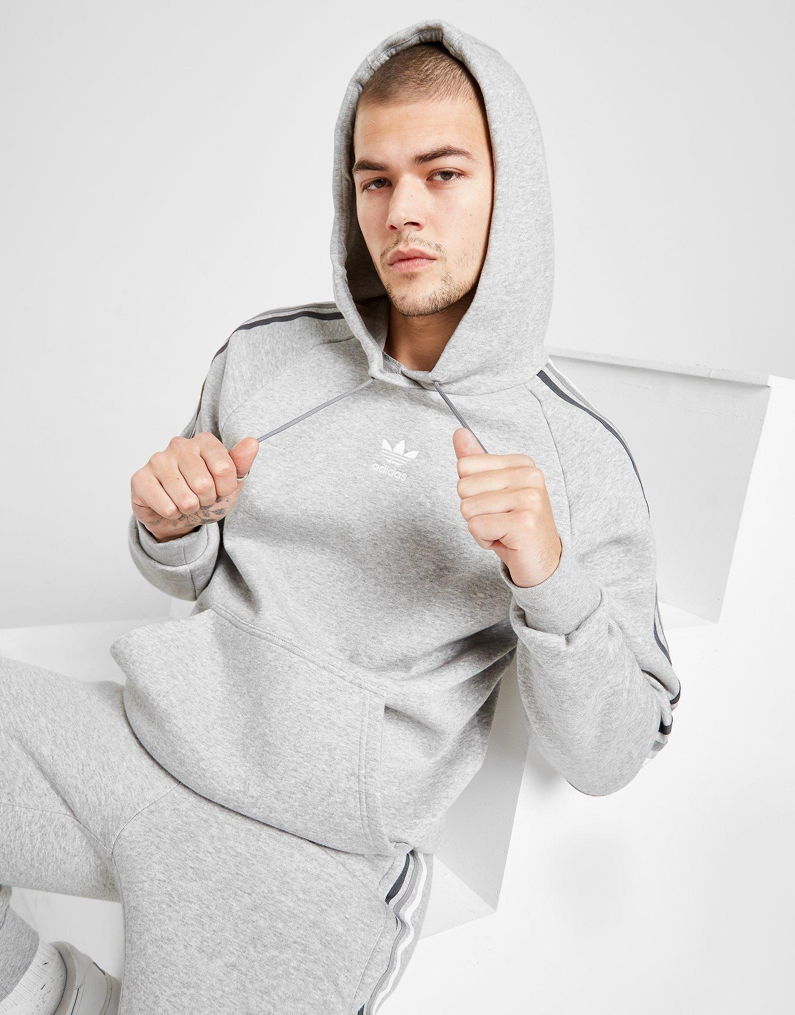 Sudadera Adidas Originals Tri-Tone 3-Stripes