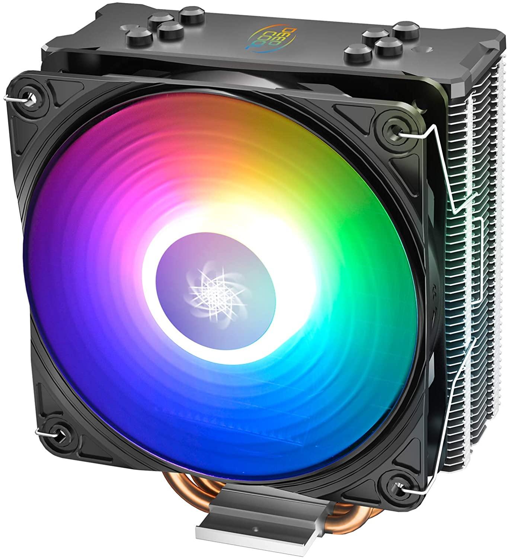 Disipador de CPU RGB DEEP COOL 120mm
