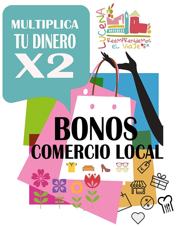 Bonos Consumo 50% de ahorro en Lucena, Córdoba