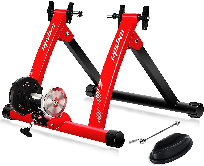 Soporte magnético para bicicleta