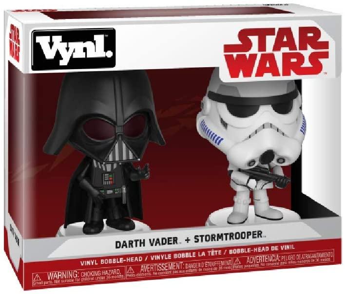 Funko Pop! Star Wars Darth Vader + Stormtrooper