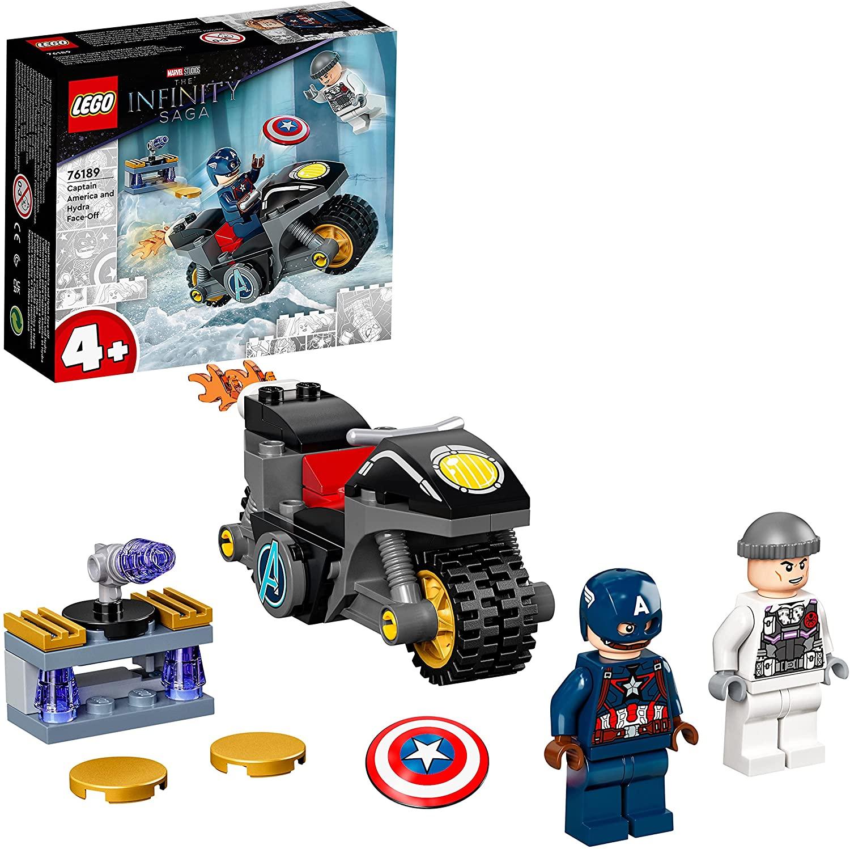 Lego Marvel Vengadores vs Hydra