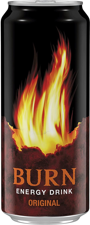 Lata 500 ml Burn Original
