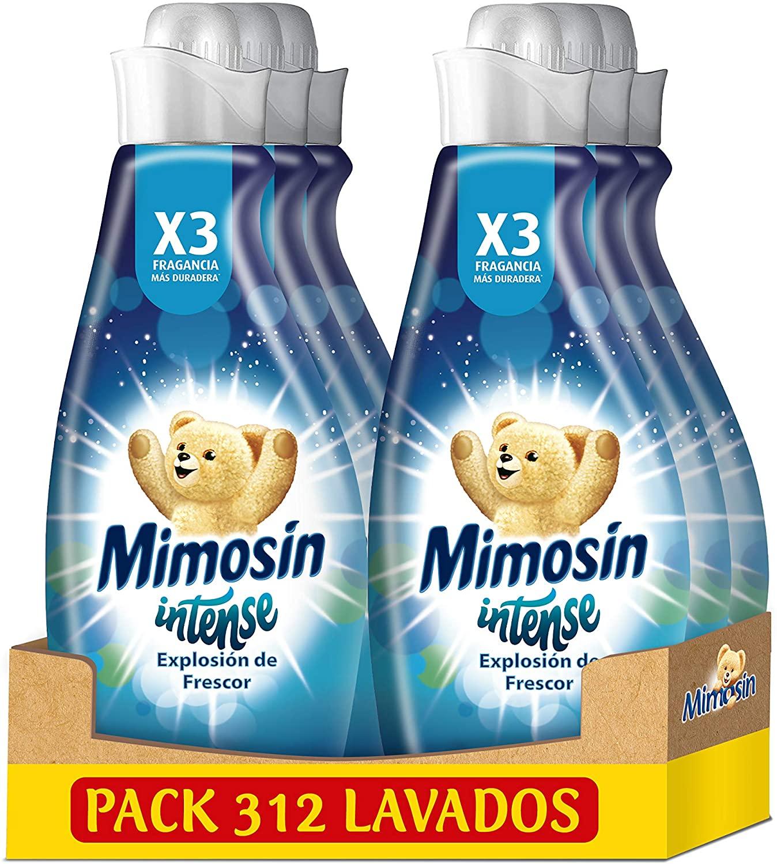 6x52 Lavados Suavizante Mimosín Intense