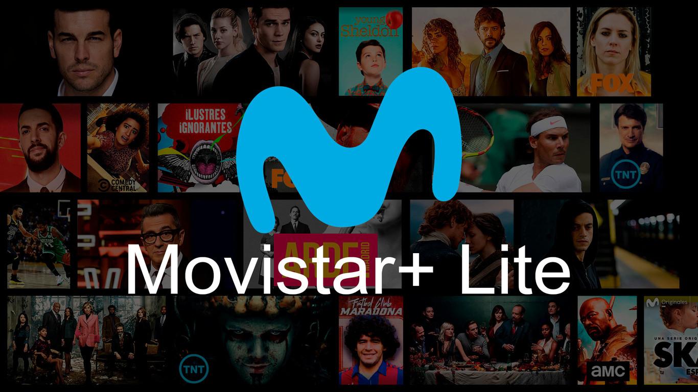 Servicio Movistar+ Lite (hasta el 31 de agosto)