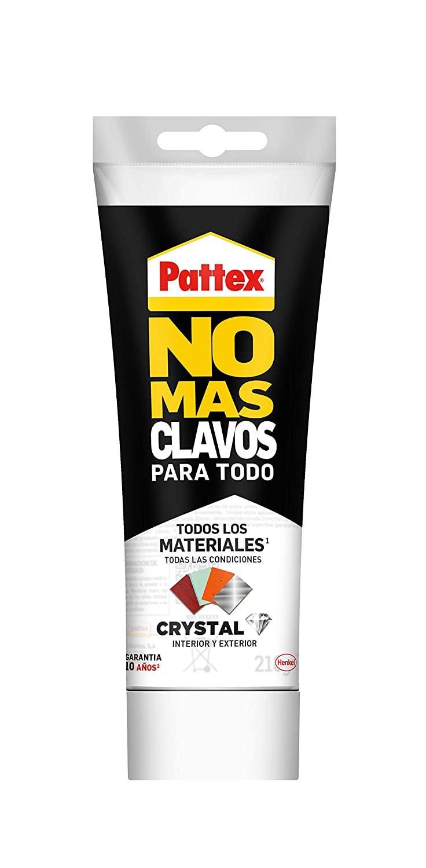 Pattex No Mas Clavos Crystal