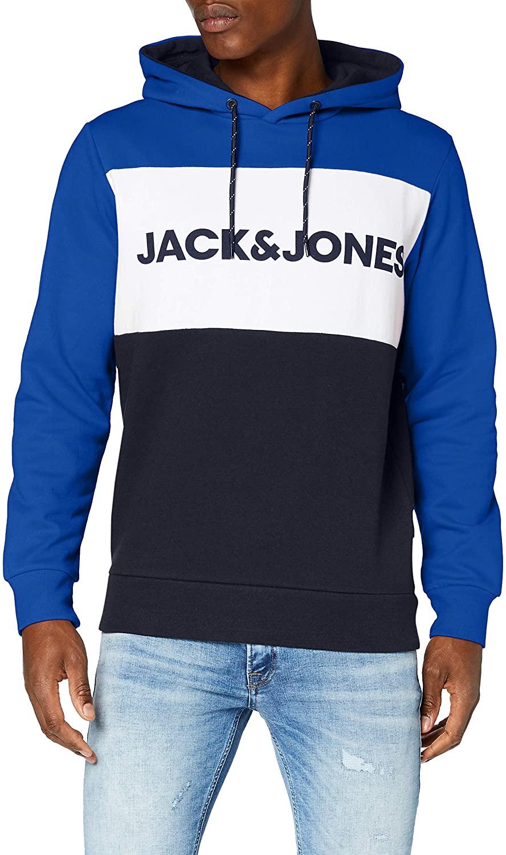 Sudadera con capucha Jack & Jones Jortylers Sweat Hood STS
