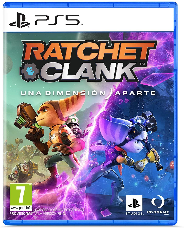 Ratchet & Clank: Una Dimensión Aparte PS5