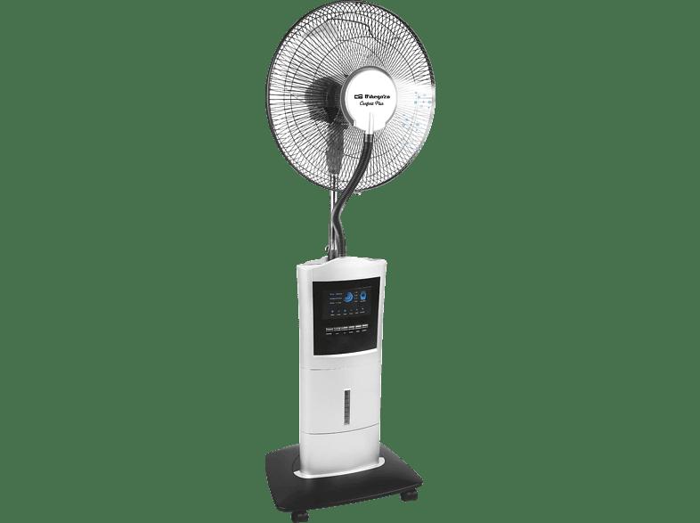 Ventilador nebulizador/humidificador Orbegozo