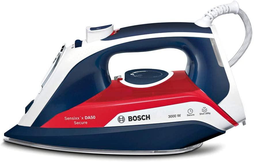Plancha de vapor Bosch Hogar Sensixx'x DA50 3000W