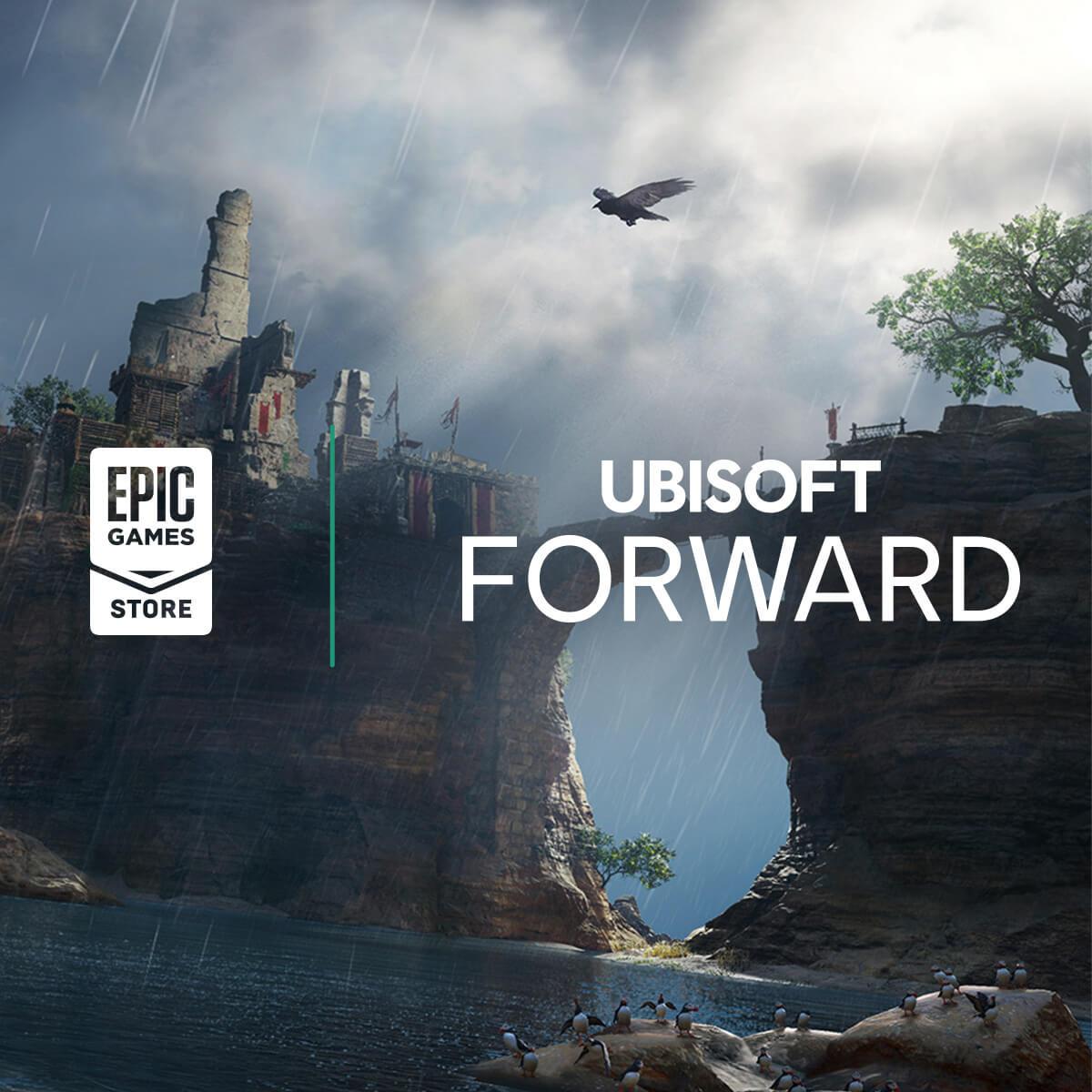 Ubisoft Forward Sale (Ahorra 10€ adicionales en compras +15€)