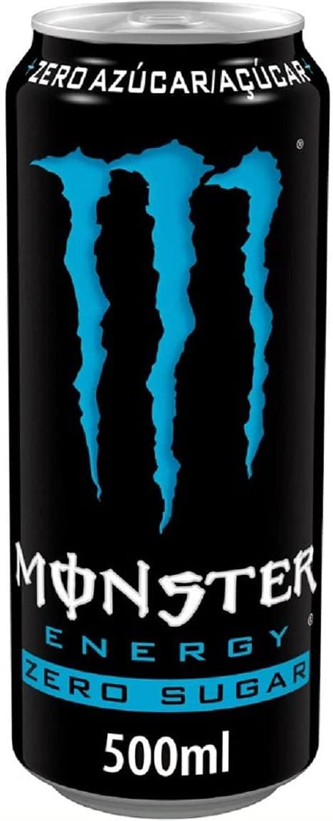 500ml Monster Energy Zero Sugar