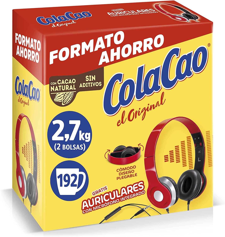 2.7Kg Cola Cao Original con Cacao Natural
