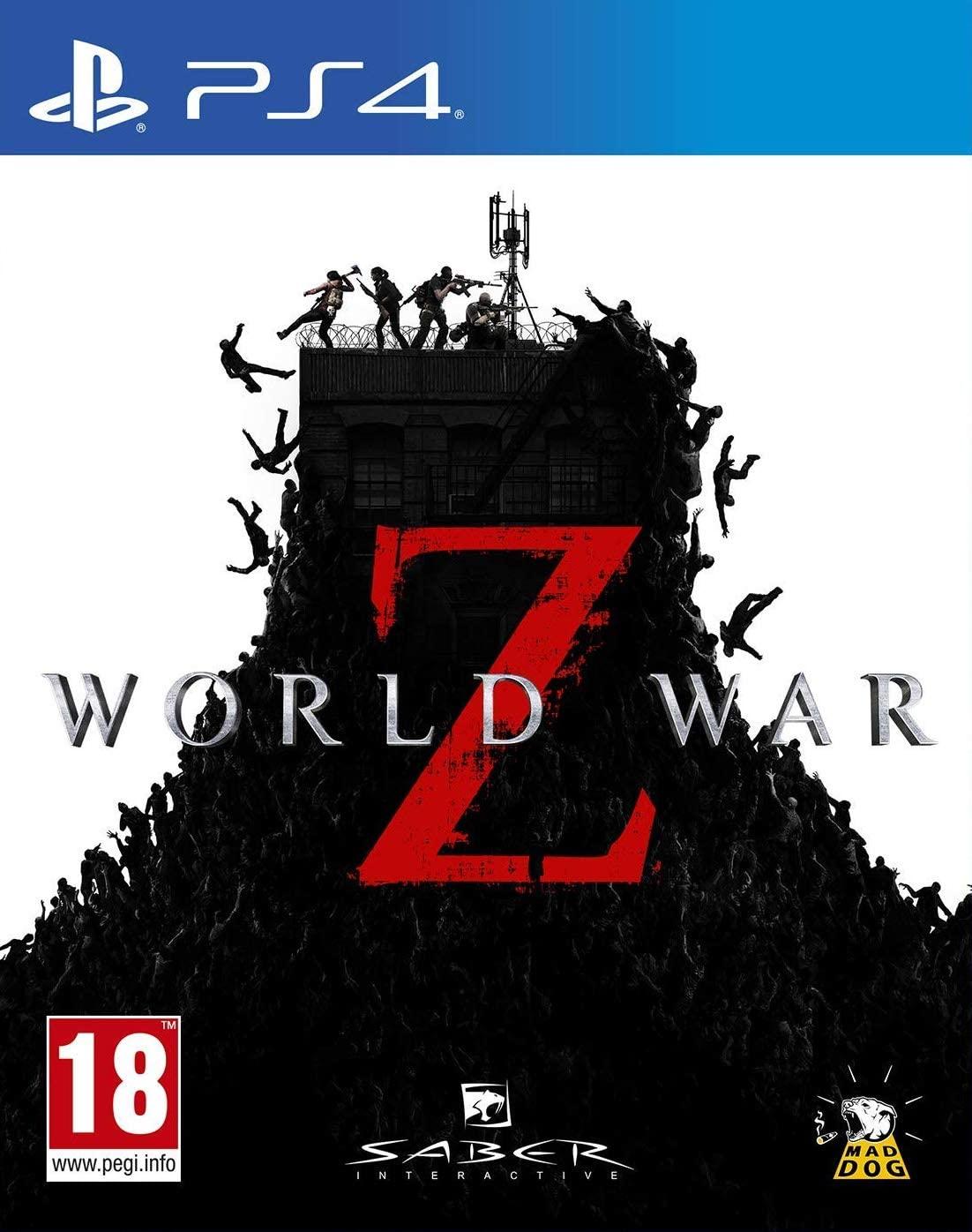 World War Z PS4