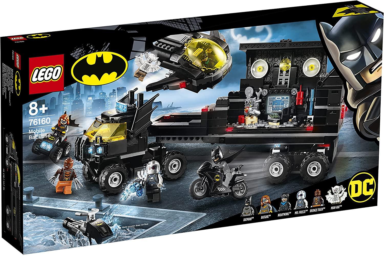 Lego Super Heroes Batbase Móvil
