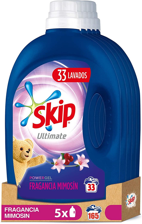 165 lavados Skip Ultimate Detergente Líquido