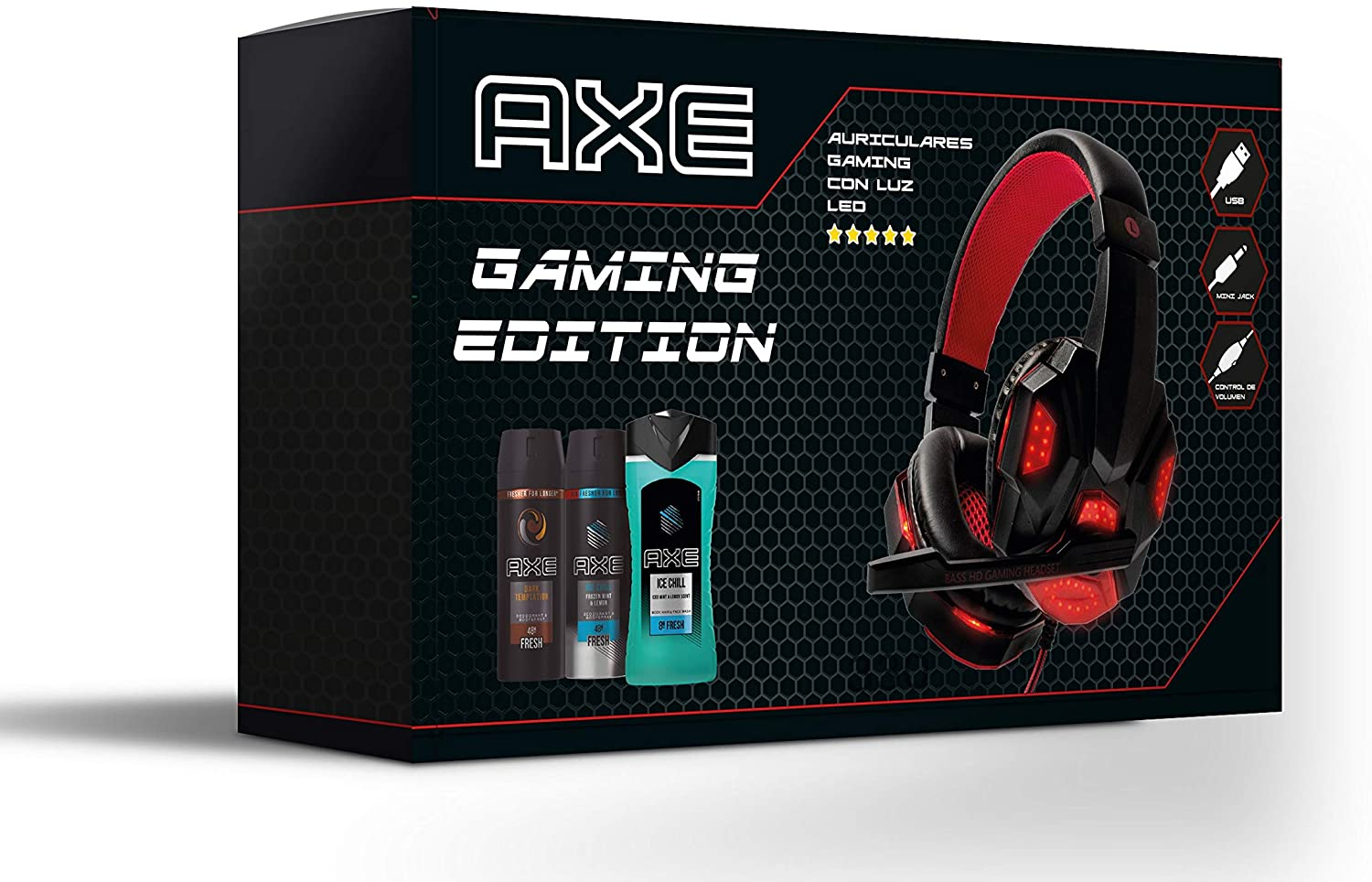 Axe Pack Gaming