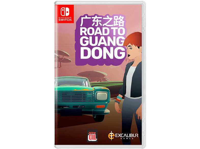 Road To Guangdong Nintendo Switch